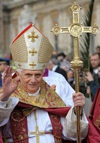 alter papst benedikt