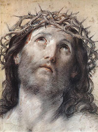 bild jesus druck ecce homo 784