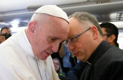 Bild: CNS photo/Paul Haring, Catholic Herald