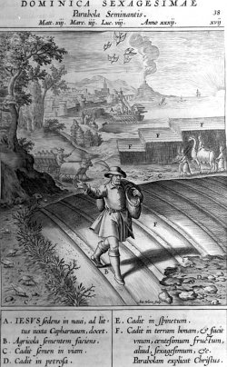 Illustration von Jerome Nadal, 1595, http://catholic-resources.org/Art/Nadal.htm