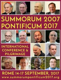 Bild: Coetus Internationalis Summorum Pontificum